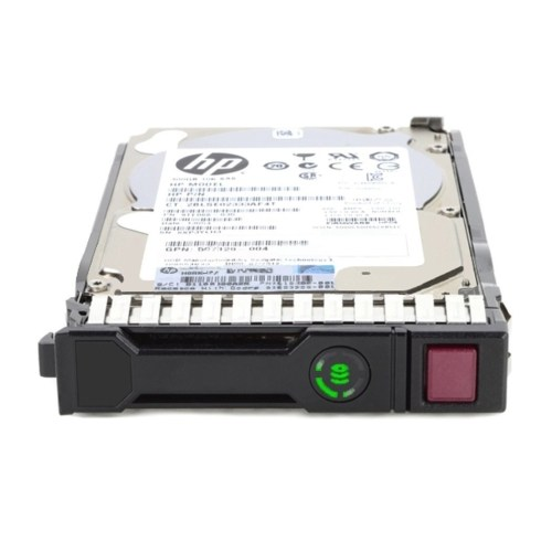 HP 600GB SAS 12G Enterprise 10K 2.5'' SFF SC Server Hard Drive