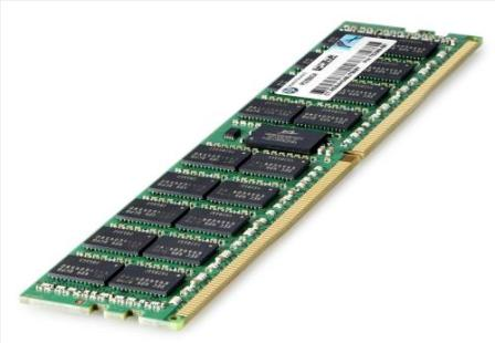 HP 64GB PC4 Quad Rank G9 Server Ram