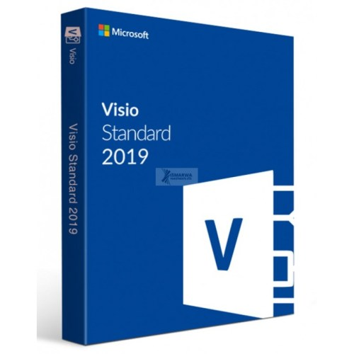 Microsoft Visio Std 2019 Win All Lng PKL Online DwnLd C2R NR