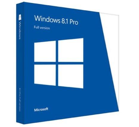 Microsoft Windows 8.1 Pro 64 bit