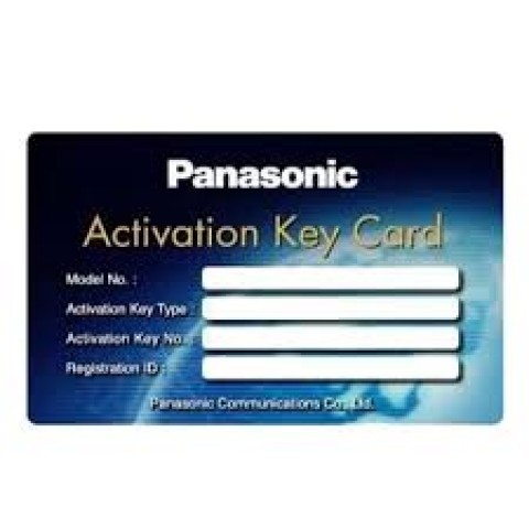 Panasonic KX-NSM510 10 IP User License Key