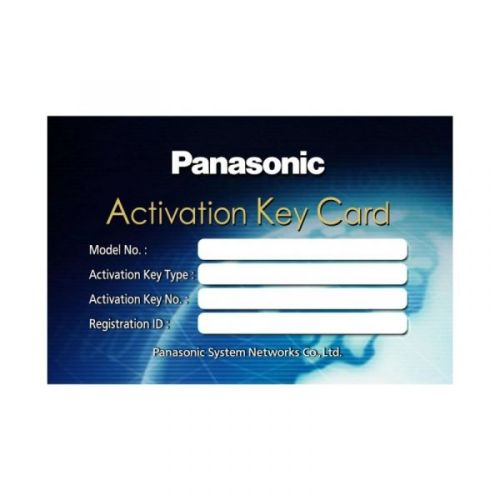 Panasonic KX-NSM520 20 IP licenses