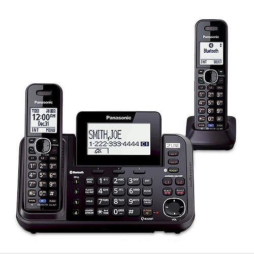 Panasonic KX-TG9542B DECT 6.0 Cordless Phone
