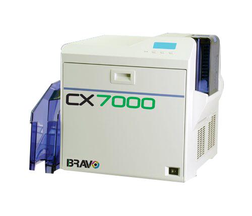Bravo JVC CX-7000 ID Card Printer