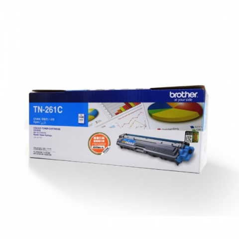 Brother TN-261C Cyan Toner