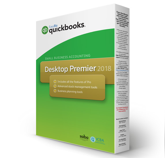 QuickBooks Premier 2018 Additional Installation Key Code