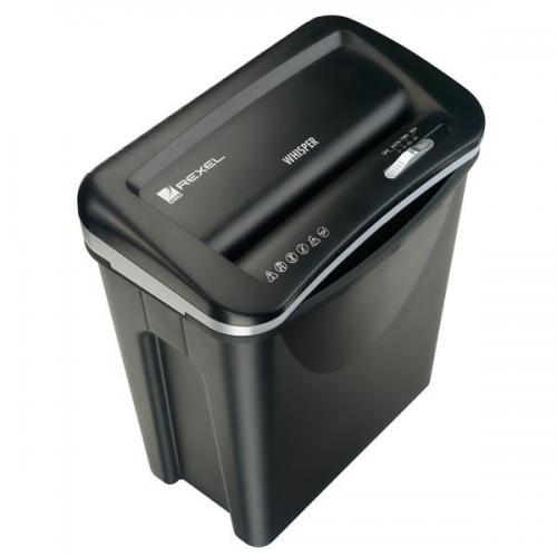 Rexel WHISPER V30WS Strip Cut Shredder