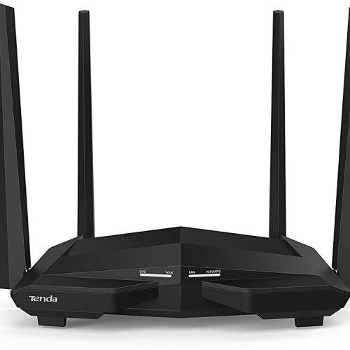 Tenda AC10U AC1200 Gigabit WiFi Router