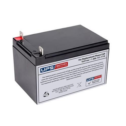12V 12AH UPS Battery