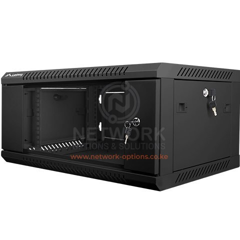 4U 600x450 Wallmount Data cabinet