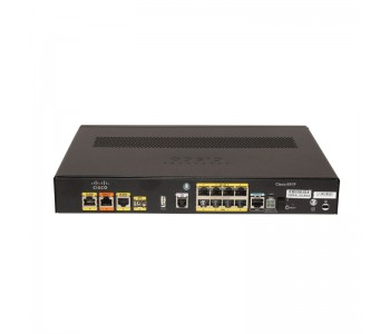 Cisco C891F-K9 Integrated Services Router