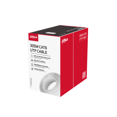 Dahua CAT6 Cable 305M