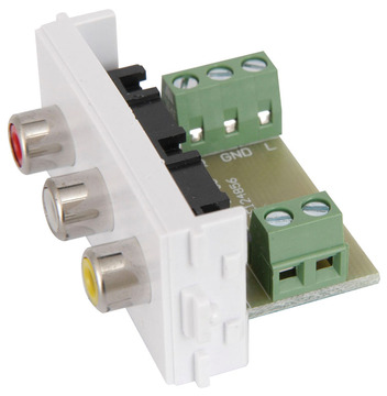 RCA Socket Module