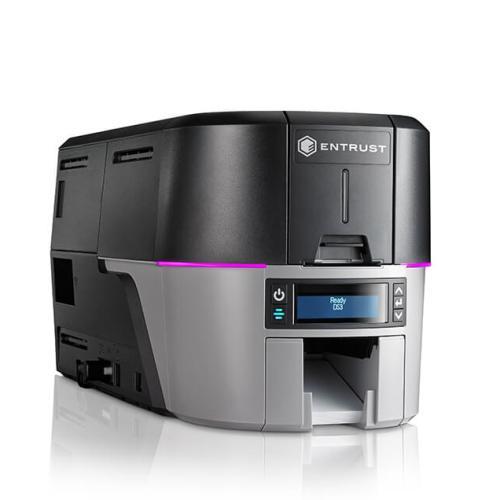 Datacard Entrust Sigma DS2 Duplex ID Card Printer