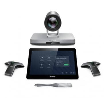 Yealink VC500-VCM-CTP-WP Video Conferencing Endpoint