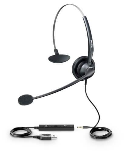 Yealink YHS33-USB Professional Headset
