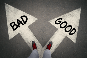 Good vs. Bad Ideas
