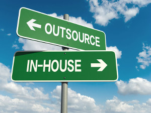 Outsource - In House