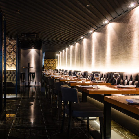 Tết Restaurant - The Interior