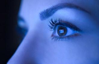 Tetrogen  Image of visual blue light