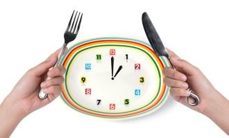 Tetrogen  Image of visual eat clock
