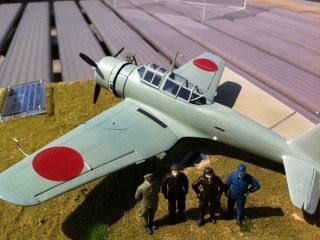 Ki-51(Nichimo 1/48) WIP #5