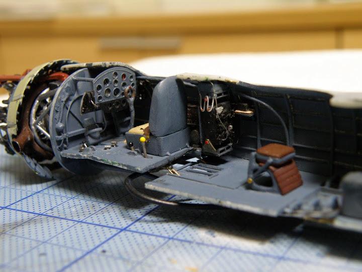 Ki-51(Nichimo 1/48) WIP #2