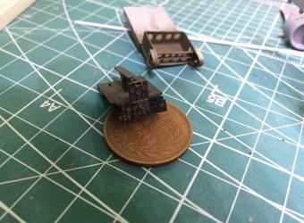 1/48 Ki-61ii (Hien) with teardrop canopy – WIP #9