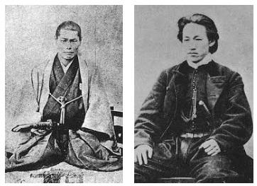 新撰組 近藤勇と土方歳三