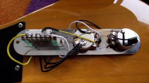 Two Squier Telecasters Wiring repairclean up | Tetsuo Electronics