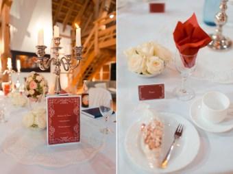 Romantisch-Rustikale Hochzeit