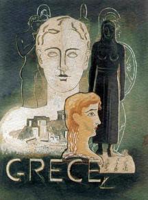 Μορφές-σύμβολα από την αρχαία ελληνική τέχνη 1930