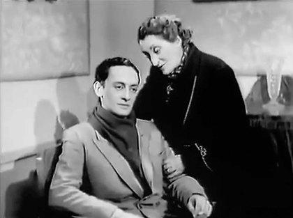 Νίκος Χατζίσκος και Ελένη Χαλκούση.