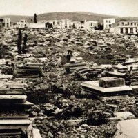 Η καταστροφή του εβραϊκού νεκροταφείου και ο αφανισμός της εβραϊκής κοινότητας της Θεσσαλονίκης