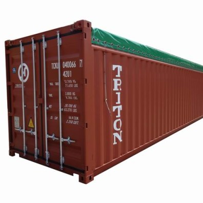 40ft open top containers malayasia price