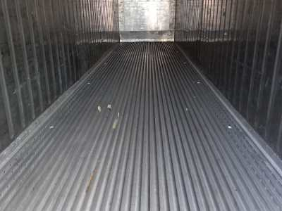 Used 40ft HC Reefer Container sale in Jeddah saudi arabia