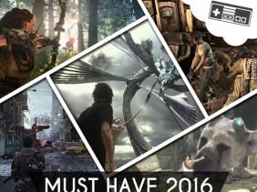 Must Have 2016 | Vorfreude Part 1 | Beitragsbild