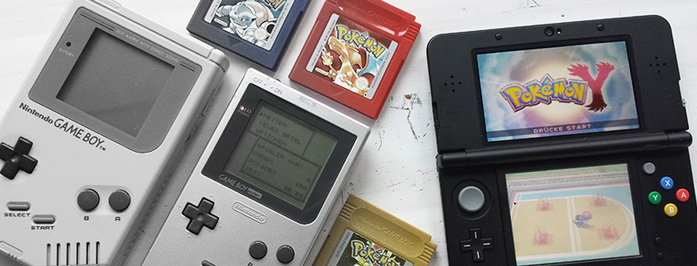 Pokémon - Die Sammelwut ist wieder da! | Headerbild