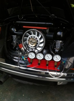 Schrauberhöhle VW1303s 88