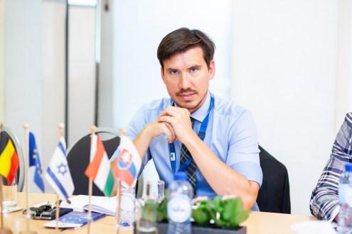 Johannes Börmann antiszemitizmus elleni fellépéssel megbizott koordinátor (Európai Tanács)