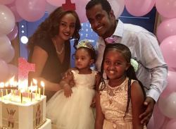 Happy birthday to Aziza Ahmed's little girl