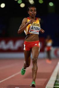 After breakout 2014, Almaz Ayana is ready to amaze in Beijing  | iaaf.org