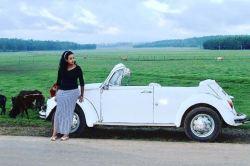 Aziza Ahmed photoshoot