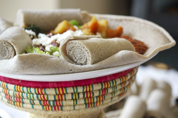 Rainbow of taste and color make Ethiopian table a diverse delight