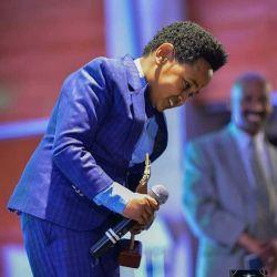 Ethiopian music whiz kid Dawit Alemayehu