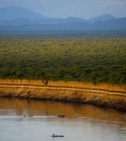 Rafting along the Omo river in #Ethiopia is an unparalleled adventure