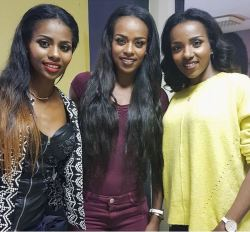 The Dibaba sisters – the family that produced three world class runners