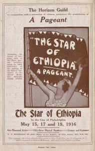 The Star Of Ethiopia, a widely acclaimed historic pageant written by W.E.B. Du Bois debuted on s ...