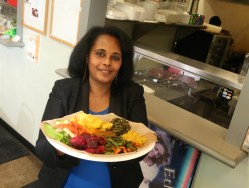 Zelalem Gemmeda is the owner of Abyssinia Ethiopian Cuisine at the West Side Bazaar in Buffalo,  ...