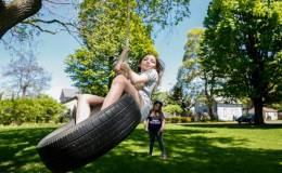 Life Is Just A Tire-Swing